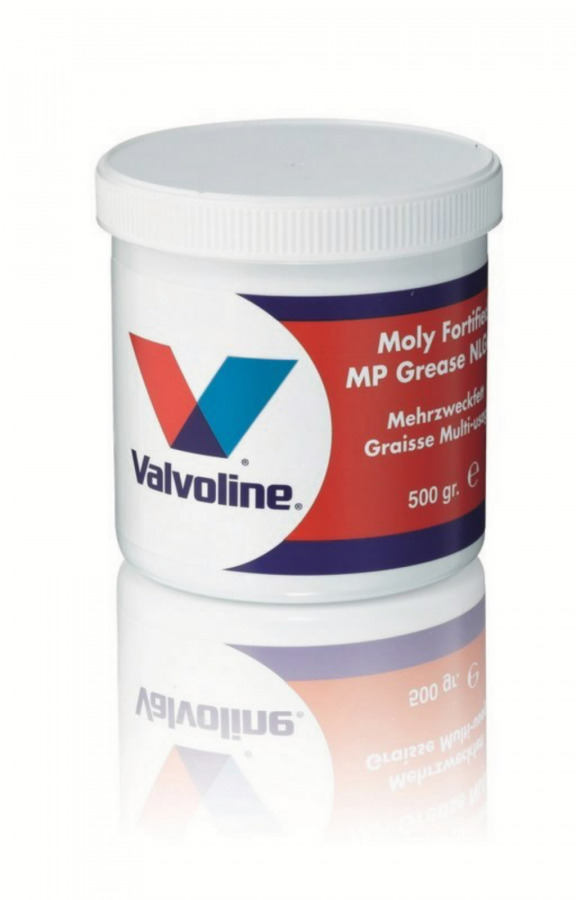Määre MOLY FORT MP GREASE, Valvoline