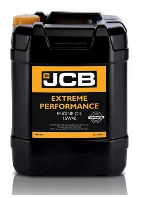 Mootoriõli  EP 15W40 20L, JCB