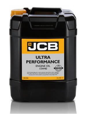 Mootoriõli  UP 15W40 20L, JCB