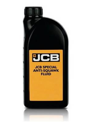 Priedas transmisinės alyvos, Anti Squawk 1L, JCB