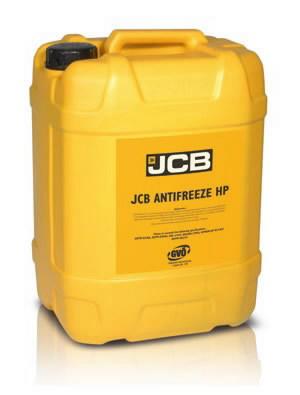 Jahutusvedelik ANTIFREEZE  HP, 200L kontsentraat, JCB