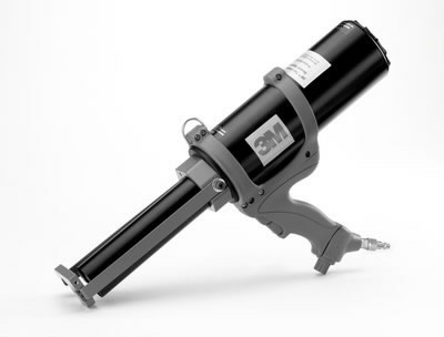 Pneumatinis PU pistoletas 400A-2K, 3M