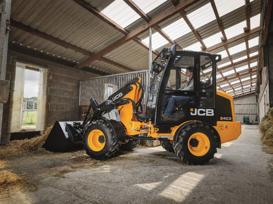 Wheel loader  403, JCB