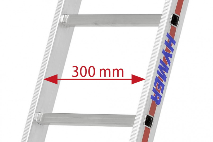 universaalredel 2-osaline SC40 3,50/5,95m, Hymer