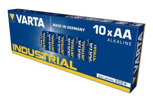 Baterija AA/LR06 Energy Alkaline Varta 10 vnt, Other