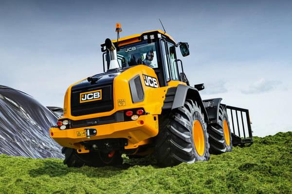 Wheeled loader  419, JCB