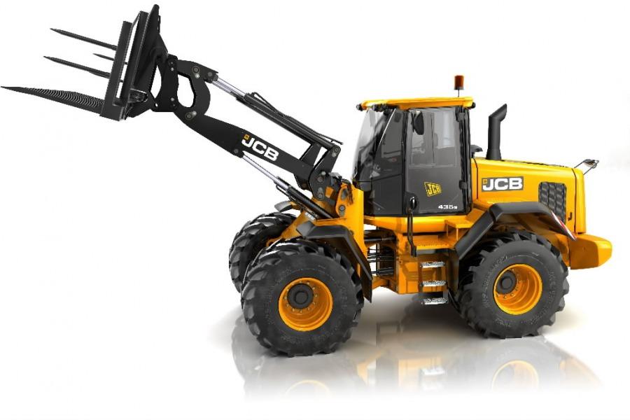 Wheel loader  435S, JCB