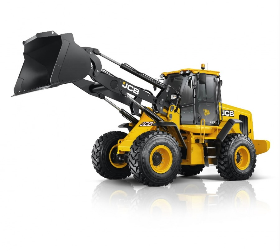 Wheel loader  437, JCB