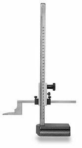 kõrgusnihik mudel 437 600/0,01mm digitaalne, Scala