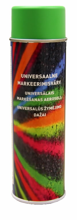 Universaalne markeerimisvärv, roheline 500ml, MoTip