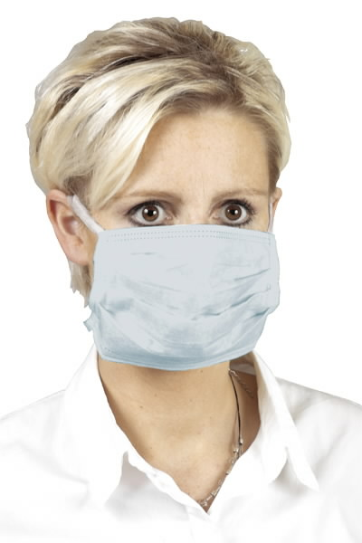 Tolmumask 3 kihiline kirurgija (respiraator) 50tk pakis