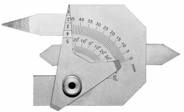 Suvirinimo slankmatis  0-45mm, Vögel