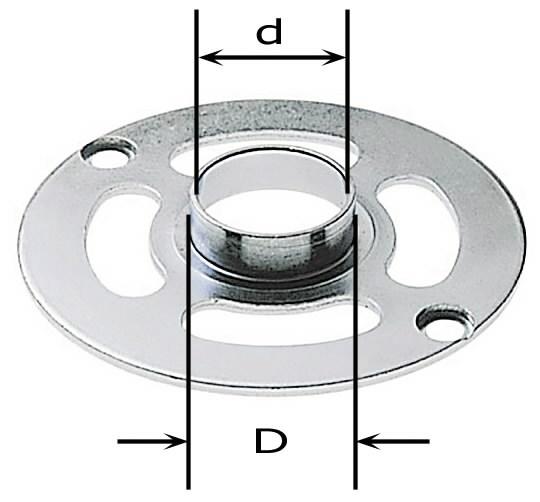 Kopijavimo žiedas KR-D10,8/OF900, Festool
