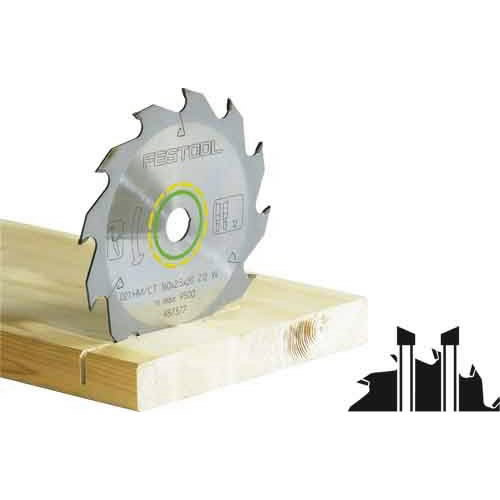 Standartinis pjūklo diskas 190x2,8x30 W16, Festool
