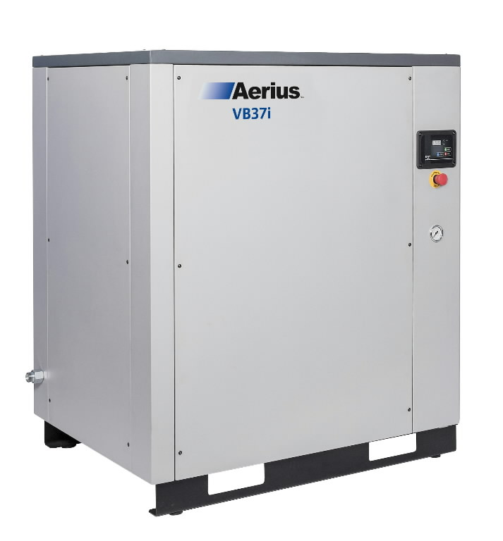 Sraigtinis kompresorius 37kW VB37i-8, Aerius