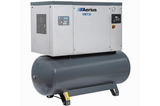 screwcompressor VB7,5i-10-272, Aerius
