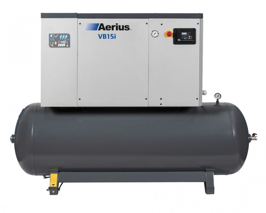 kruvikompressor  18kW VB18i-8-500, Aerius