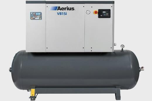 kruvikompressor  11kW VB11i-10-272-D, Aerius