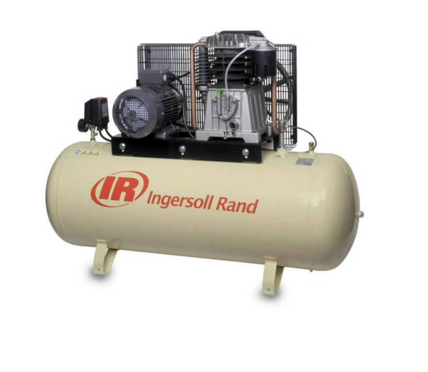 Piston Compressor 7,5kW PB7.5-500-3 (fixed), Ingersoll-Rand