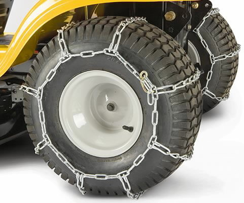 Snow chains NX15 RD (22´´ x 9,5´´, 23´´ x 9,5´´), MTD
