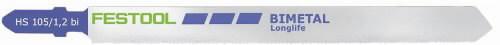 Tikksaetera HS 155/1,2 BI, 5tk, Festool