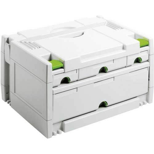 Sortainer kast SYS 3-SORT /4, Festool