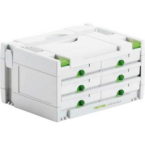 Sortainer kast SYS 3-SORT /6, Festool