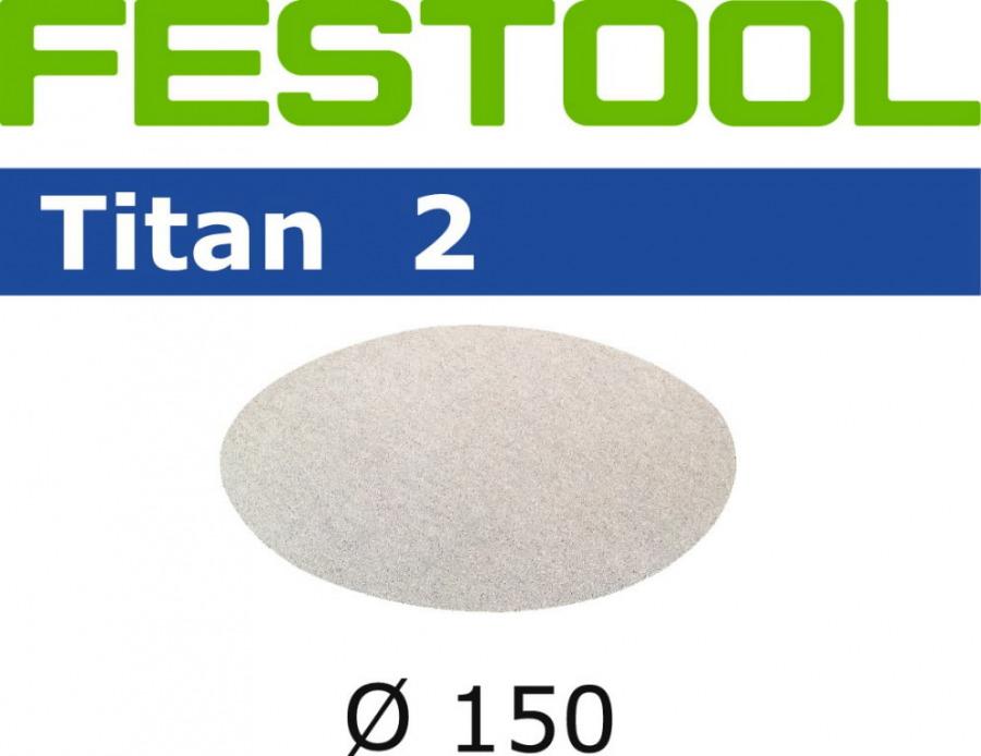 Šlif.pop.TitanSTF D150/8 P1500, Festool