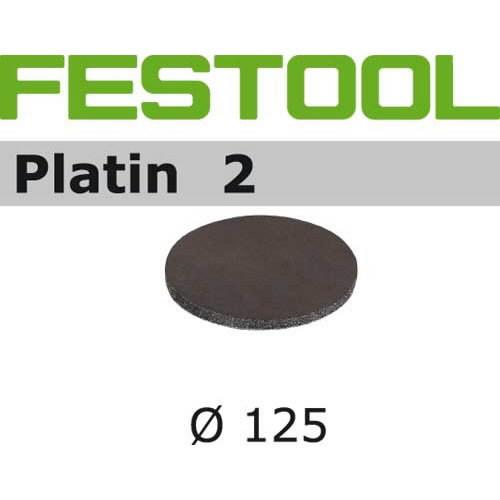 Lihvkettad PLATIN 2 / STF D125 / S500 / 15tk, Festool