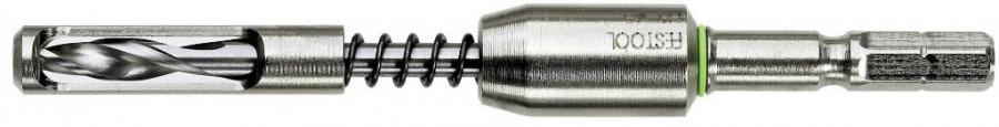 Tsentreeriv puur ZB HS 5mm, CENTROTEC, Festool