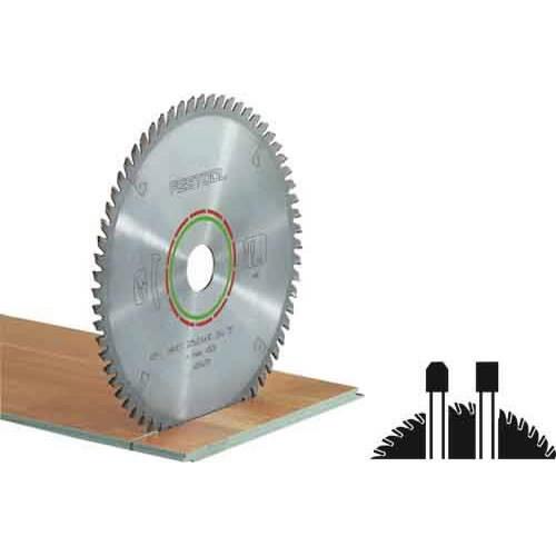Pjūklo diskas 210x2,4x30 WTF60, Festool