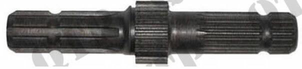 PTO Shaft, 540/1000 RPM, 6/21  L151598, R93500, Quality Tractor Parts Ltd