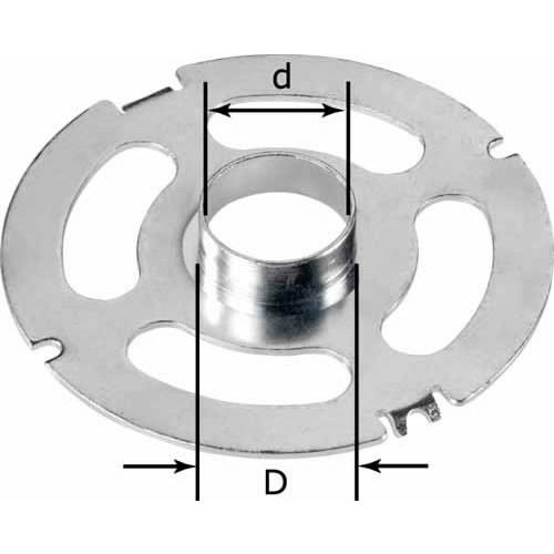 Kopijavimo žiedas  KR-D 17,0 / OF 1400, Festool
