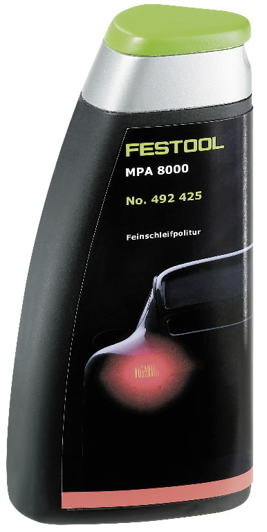 Poleerimispasta MPA 8000, 500 ml, Festool