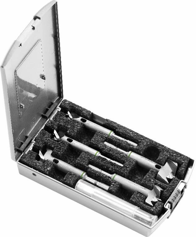 ZOBO puurikomplekt FB Set D 15-35 CE, Festool