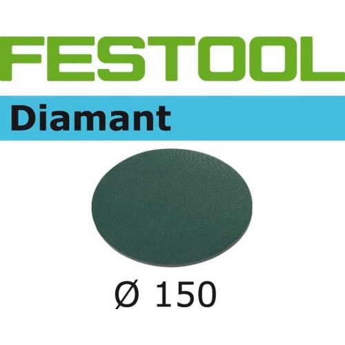 Lihvkettad DIAMANT / STF D150/0 / P1000 - 2tk, Festool