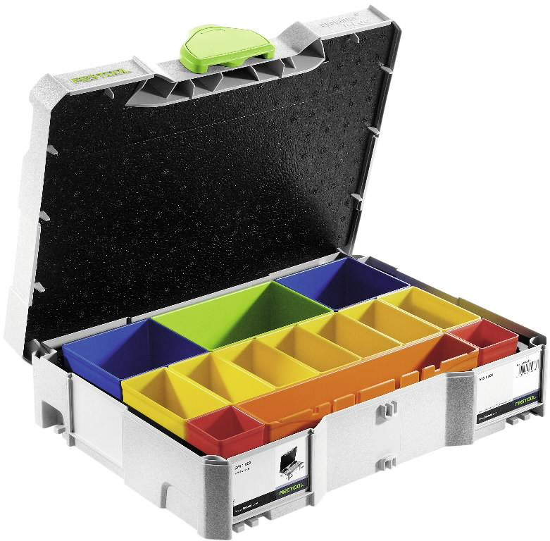 Systainer SYS 1 Box pisitarvikutele, Festool