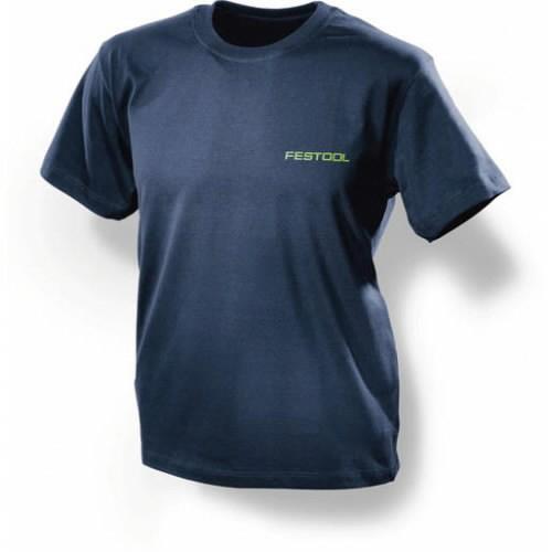Sportiniai marškinėliai su apvalia apykakle L, Festool
