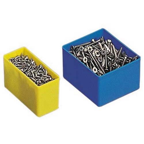 Atsarginės dėžutės Systainer BOX 162x108/2 SYS 1 2 vnt., Festool
