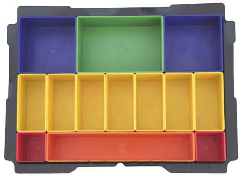 Systainerio dėžučių laikiklis BOX TZE-SYS 1 TL, Festool