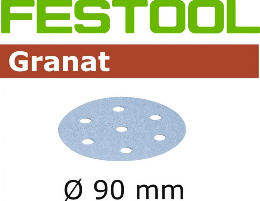 Šlifavimo diskai STF D90/6 P500 GR/100