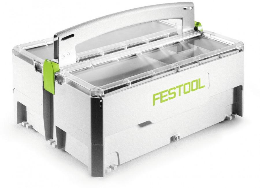 Lagaminas Systainer SYS-Storage-Box / 39,5 x 29,5 x 23cm, Festool