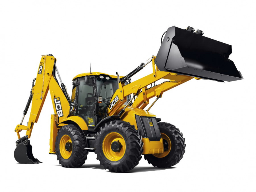 Backhoe loader  4CX, JCB