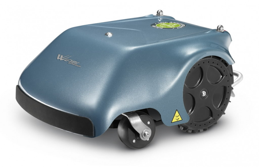 robotic mower WIPER RUNNER X, Wiper