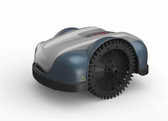 Robotniiduk WIPER J XK 17, Wiper