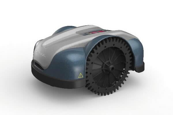 robotniiduk WIPER J XK 16, Wiper