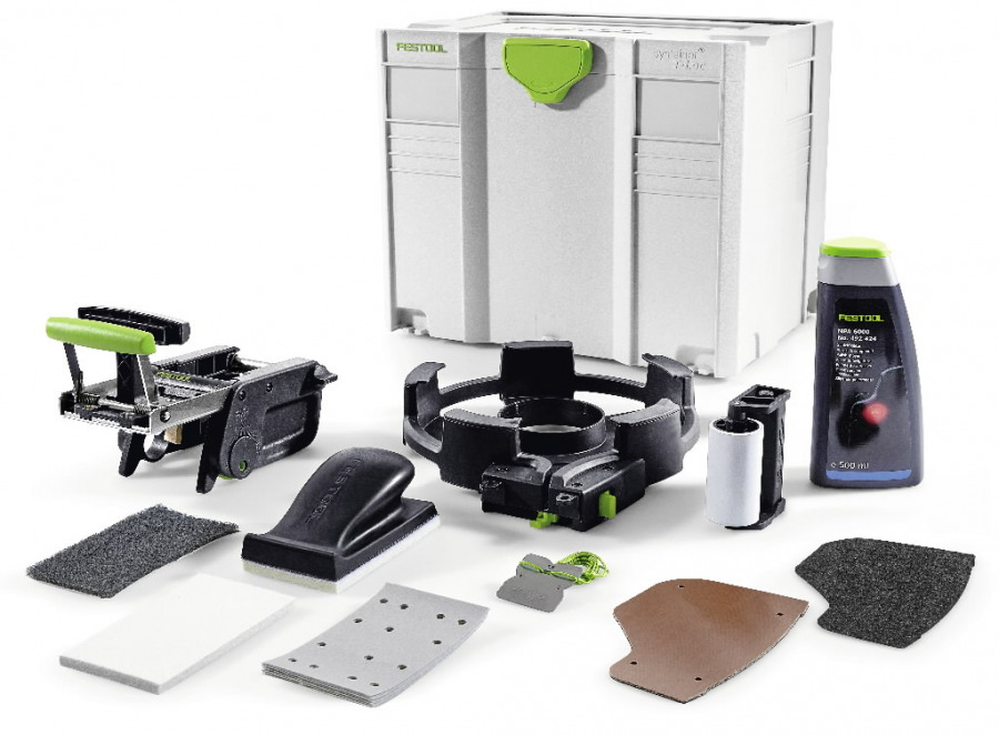 Accessories for perfect edges - CONTURO KB-KA 65 SYS, Festool
