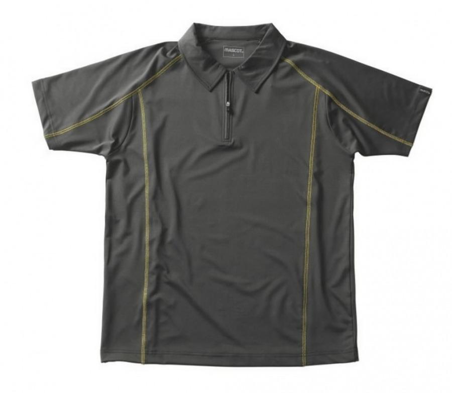 Vagos Polo marškinėliai tamsus antracitas 2XL, Mascot