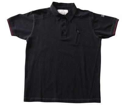 Polo marškinėliai KRETA, juodi, Mascot