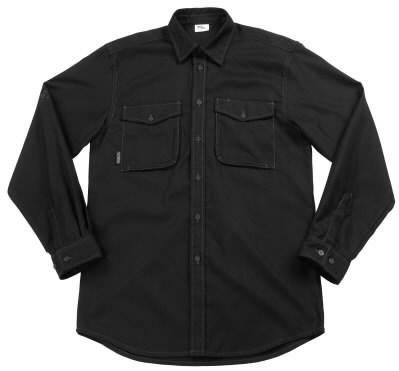 Hampton marškiniai juoda, Mascot